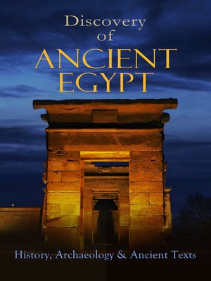 cover image of Discovery of Ancient Egypt