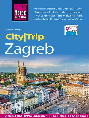 cover image of Reise Know-How CityTrip Zagreb