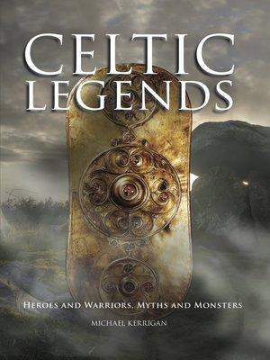 cover image of Celtic Legends