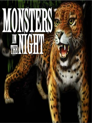 cover image of Monsters in the Night