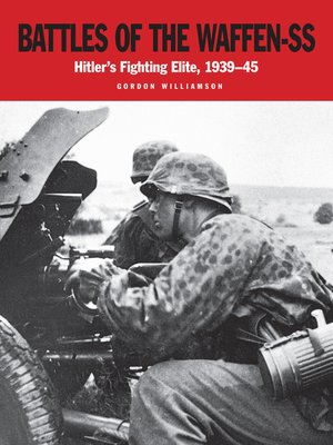 cover image of Battles of the Waffen SS