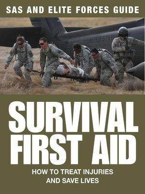 cover image of Survival First Aid