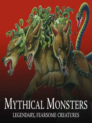 cover image of Mythical Monsters