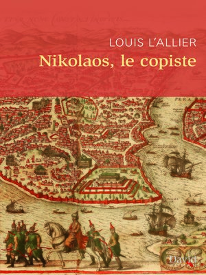 cover image of Nikolaos, le copiste