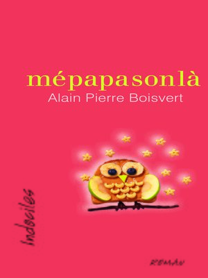 cover image of mépapasonlà