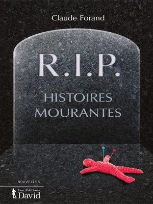 cover image of R.I.P. Histoires mourantes