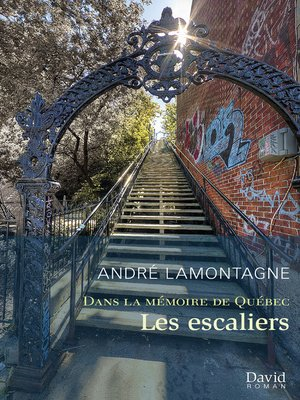 cover image of Les escaliers