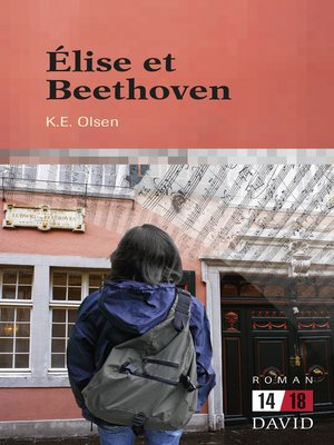 cover image of Élise et Beethoven