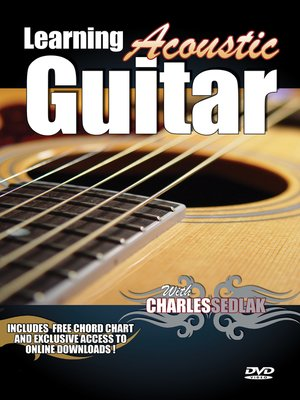 cover image of Learning Acoustic Guitar Lessons For Beginners
