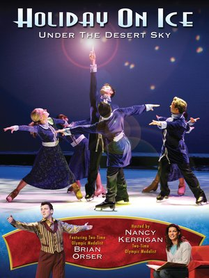 cover image of Holiday On Ice