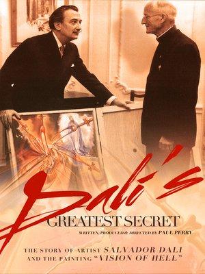 cover image of Dali's Greatest Secret