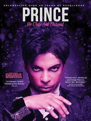 cover image of Prince: Up Close & Personal