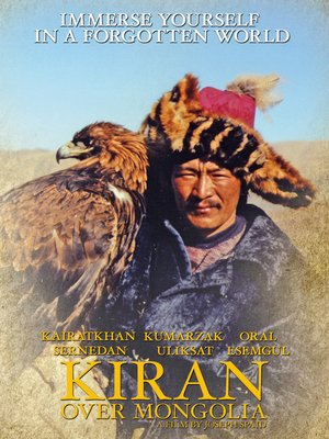 cover image of Kiran Over Mongolia