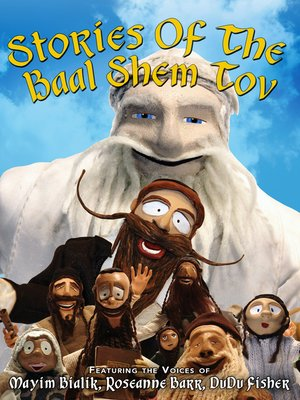 cover image of Stories of the Baal Shem Tov