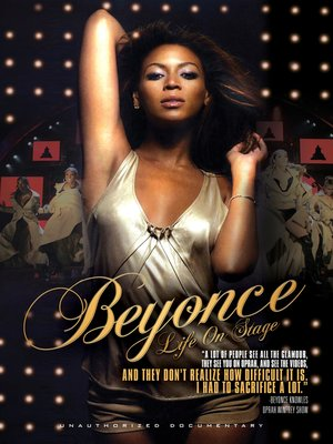 cover image of Beyonce: Life On Stage