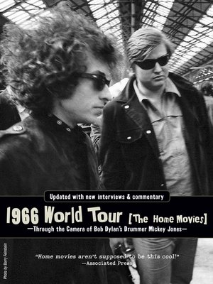 cover image of Bob Dylan: 1966 World Tour