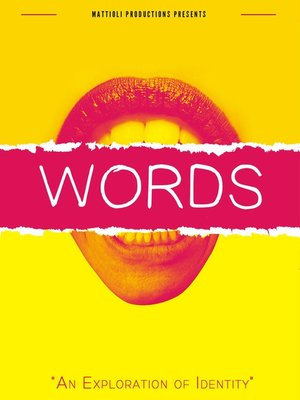 cover image of Words