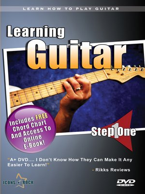 cover image of Learn How To Play Guitar