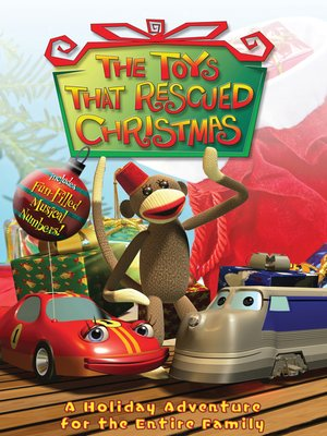 cover image of The Toys That Rescued Christmas