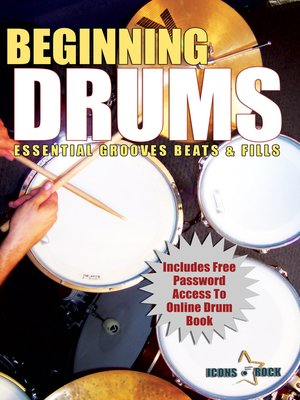 cover image of Beginning Drums