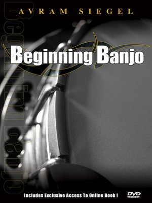 cover image of Learn To Play Beginning Bluegrass Banjo