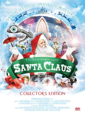 cover image of Santa Claus