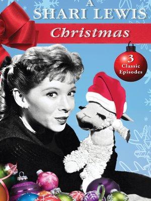 cover image of Shari Lewis Christmas
