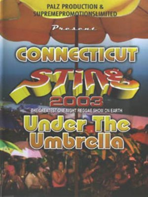 cover image of Connecticut Sting 2003