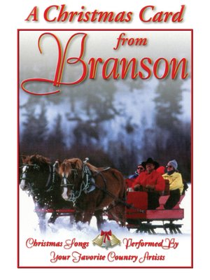 cover image of Christmas Card From Branson