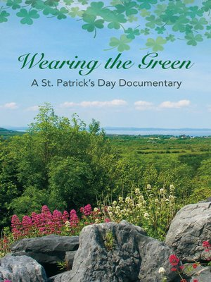cover image of Wearing The Green