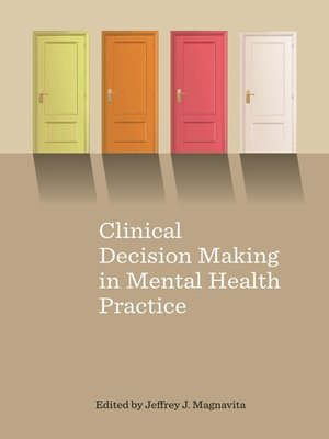 cover image of Clinical Decision Making in Mental Health Practice