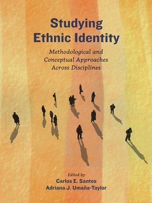 cover image of Studying Ethnic Identity