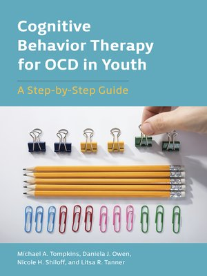 cover image of Cognitive Behavior Therapy for OCD in Youth