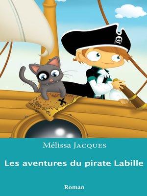 cover image of Les aventures du pirate Labille