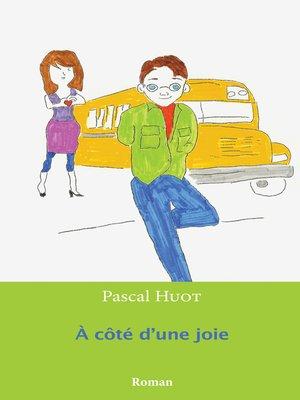 cover image of À côté d'une joie