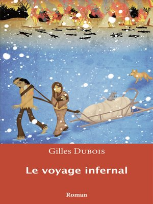 cover image of Le voyage infernal