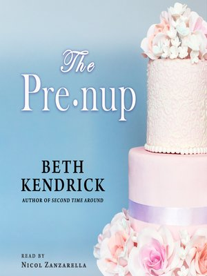 cover image of The Pre-Nup