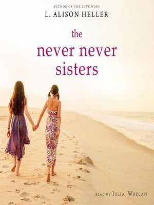 cover image of The Never Never Sisters