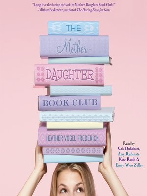 cover image of The Mother-Daughter Book Club