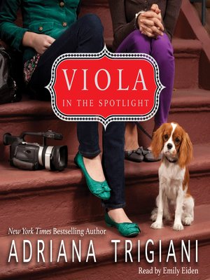 cover image of Viola in the Spotlight