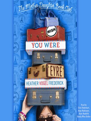 cover image of Wish You Were Eyre