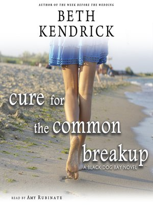 cover image of Cure for the Common Breakup