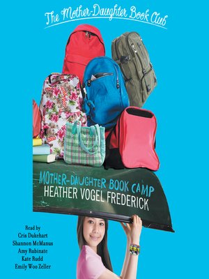 cover image of Mother-Daughter Book Camp