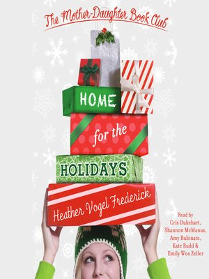 cover image of Home for the Holidays