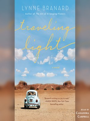 cover image of Traveling Light
