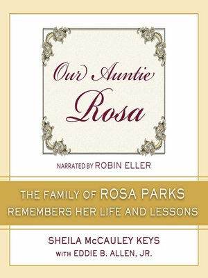 cover image of Our Auntie Rosa
