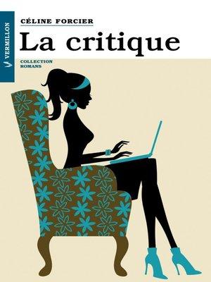 cover image of La critique