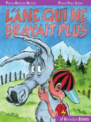 cover image of L'âne qui ne brayait plus