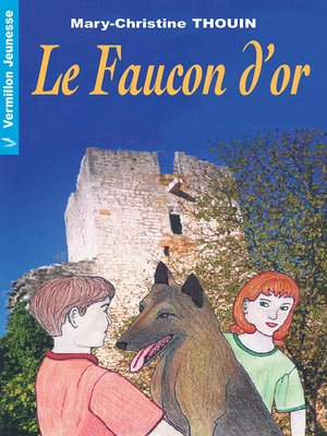 cover image of Le faucon d'or