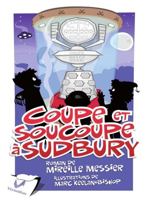 cover image of Coupe et soucoupe à Sudbury
